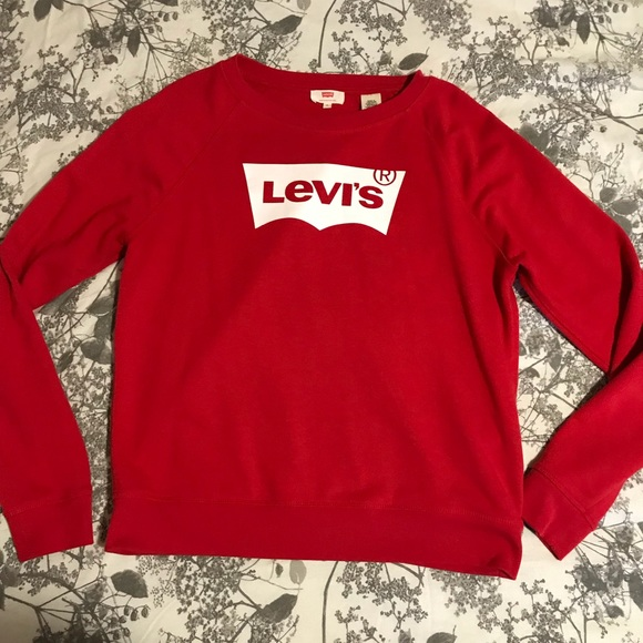 Levi's jeans crewneck